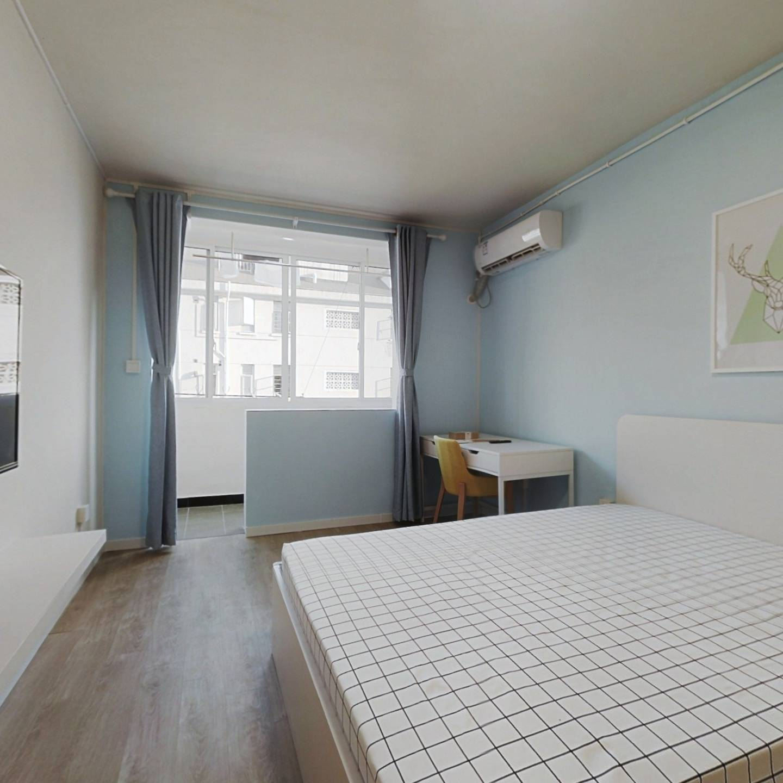 整租·田林十二村 1室1厅 南卧室图