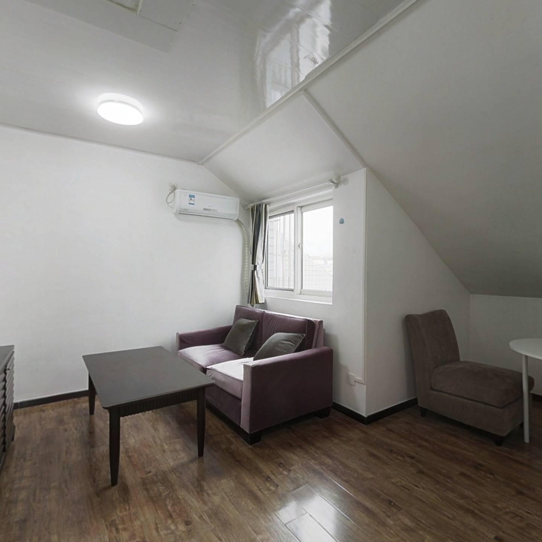 整租·新景家园东区 1室1厅 南卧室图