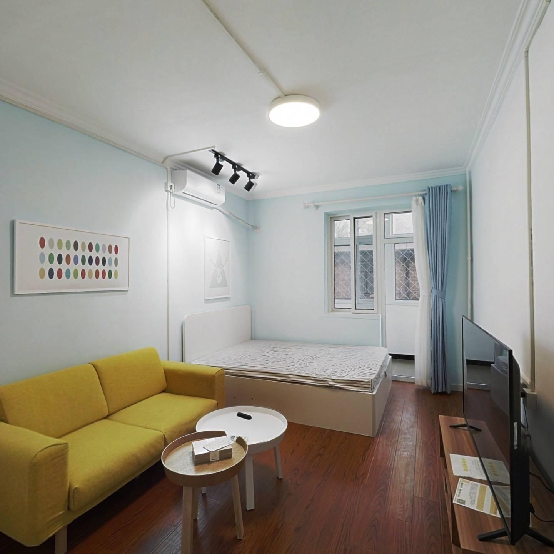 整租·关东店北街 2室1厅 南北卧室图