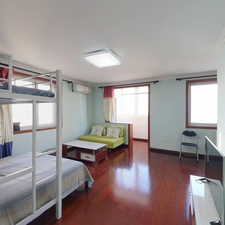 整租·朝阳门南大街 1室1厅 西北