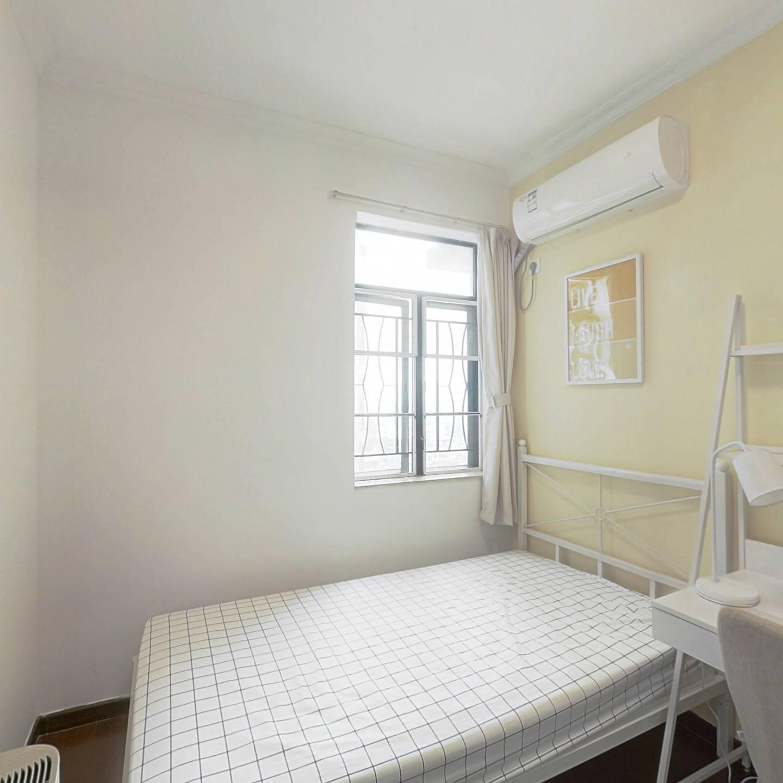 合租·罗马家园 4室1厅 西卧室图
