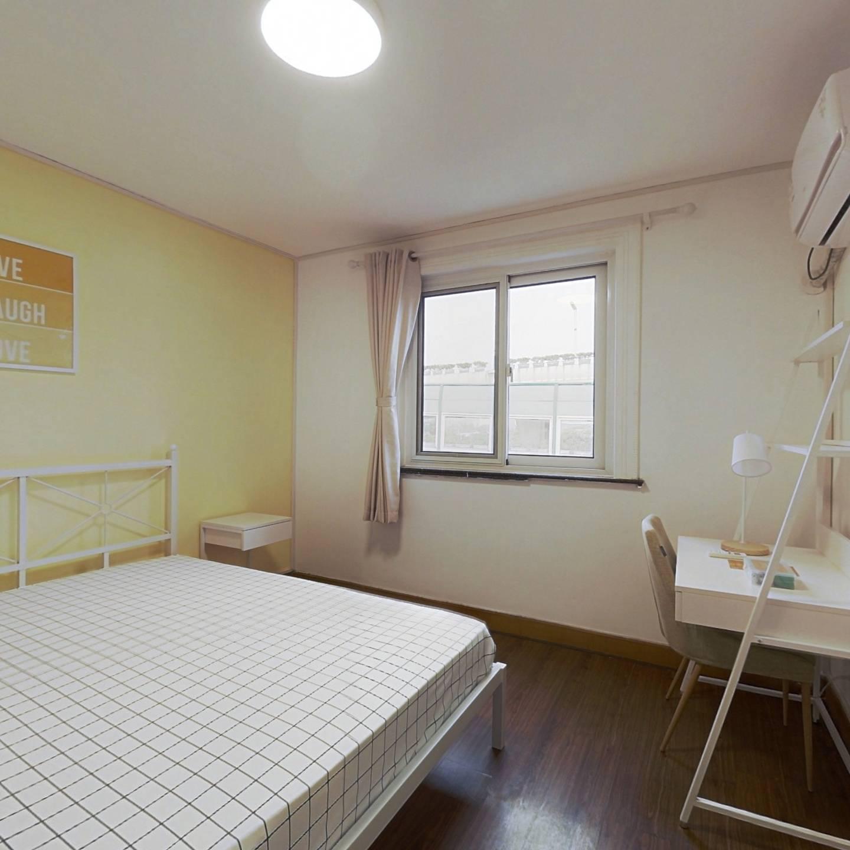合租·康宁坊 2室1厅 南卧室图