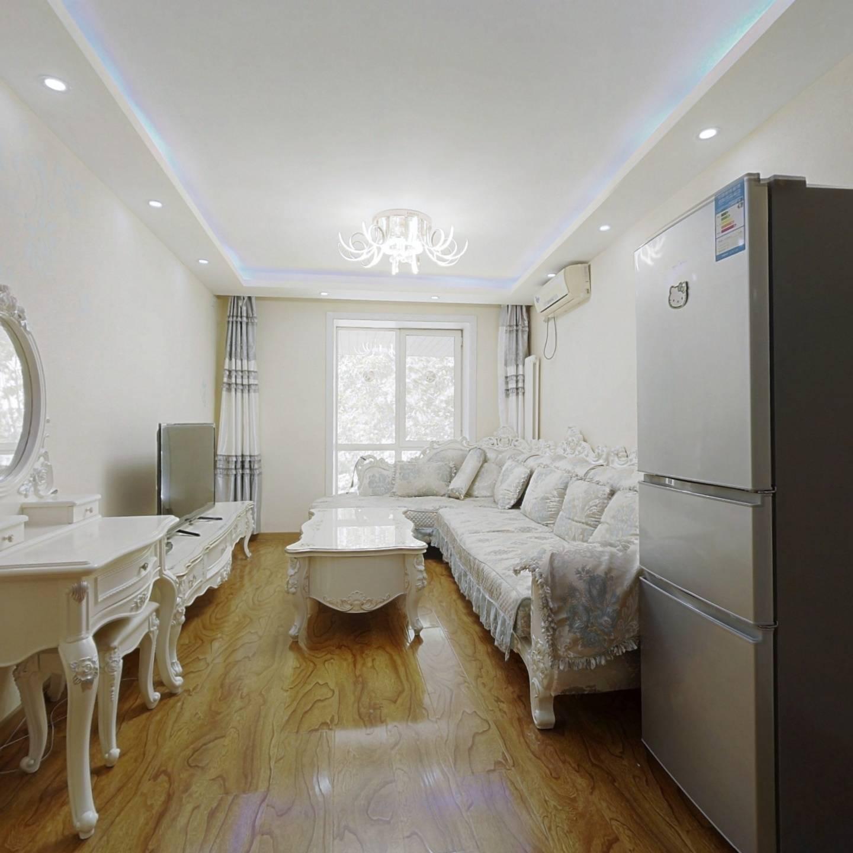 整租·后现代城D区 2室1厅 南