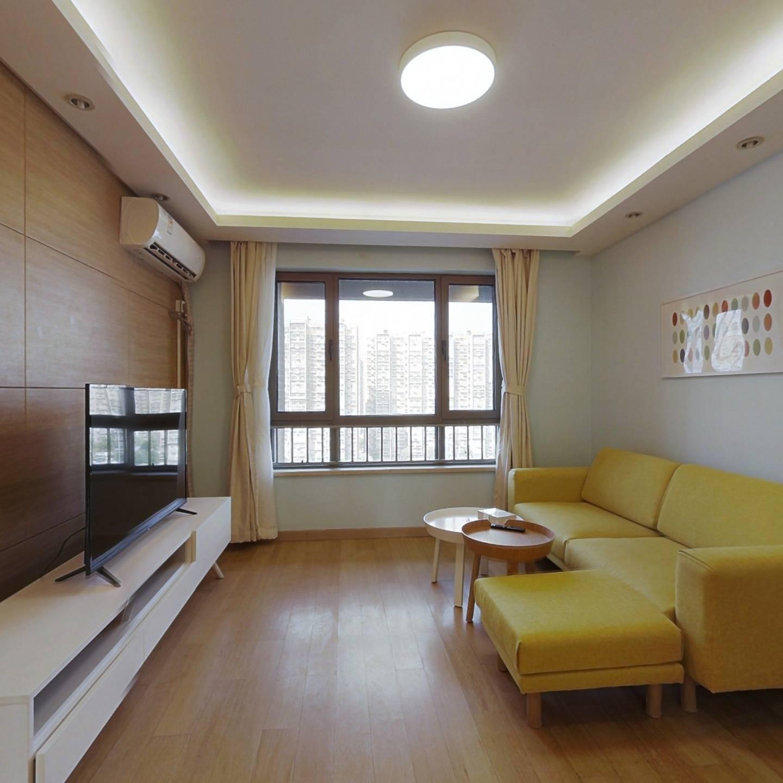 整租·长阳半岛2号院 2室1厅 南卧室图