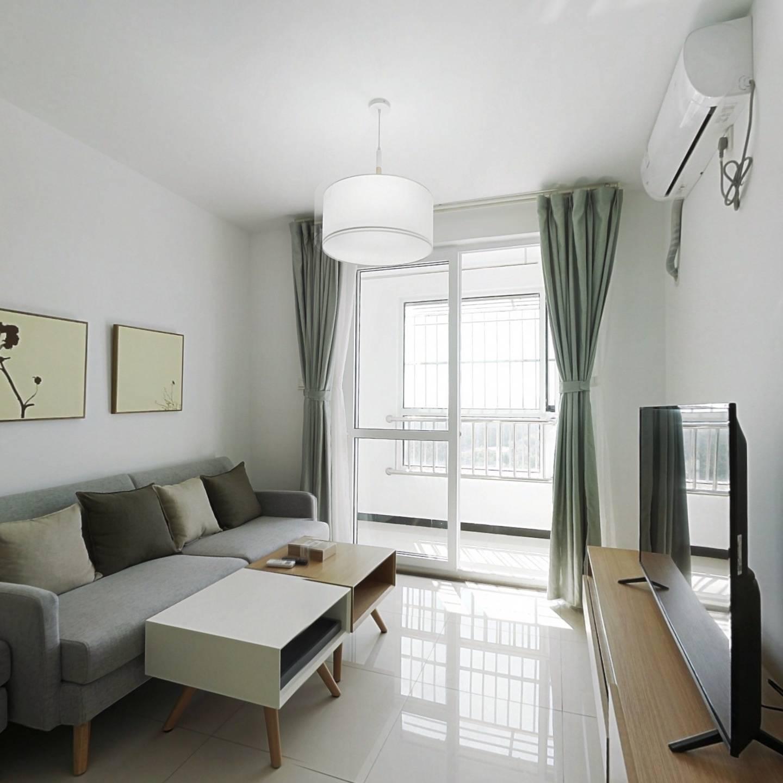 整租·霍家营 2室1厅 南卧室图