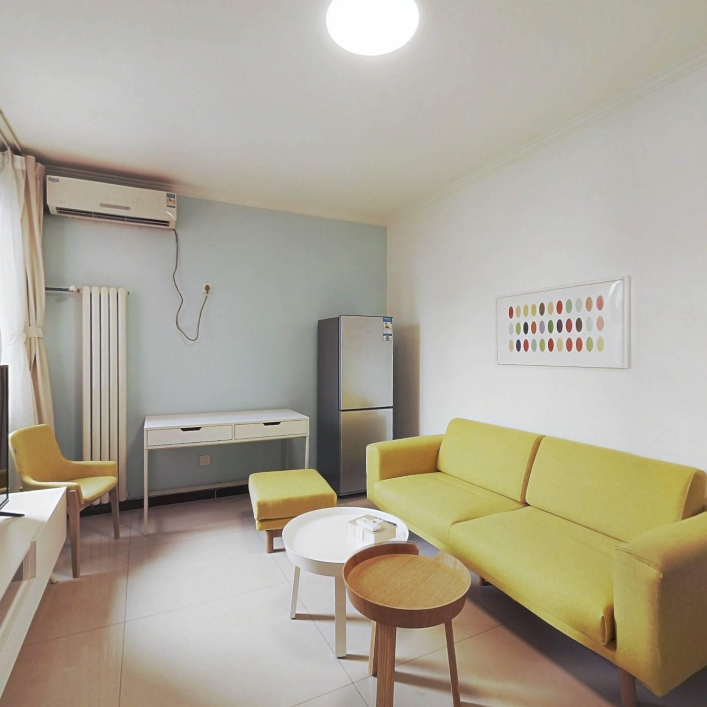 整租·幸福家园5号院 2室1厅 南卧室图