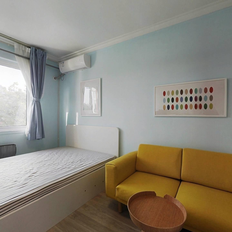 整租·双榆树北里 1室1厅 南卧室图