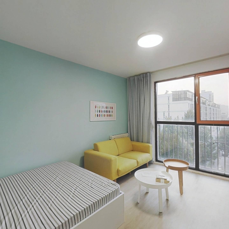 整租·柏林爱乐四期 2室1厅 西卧室图