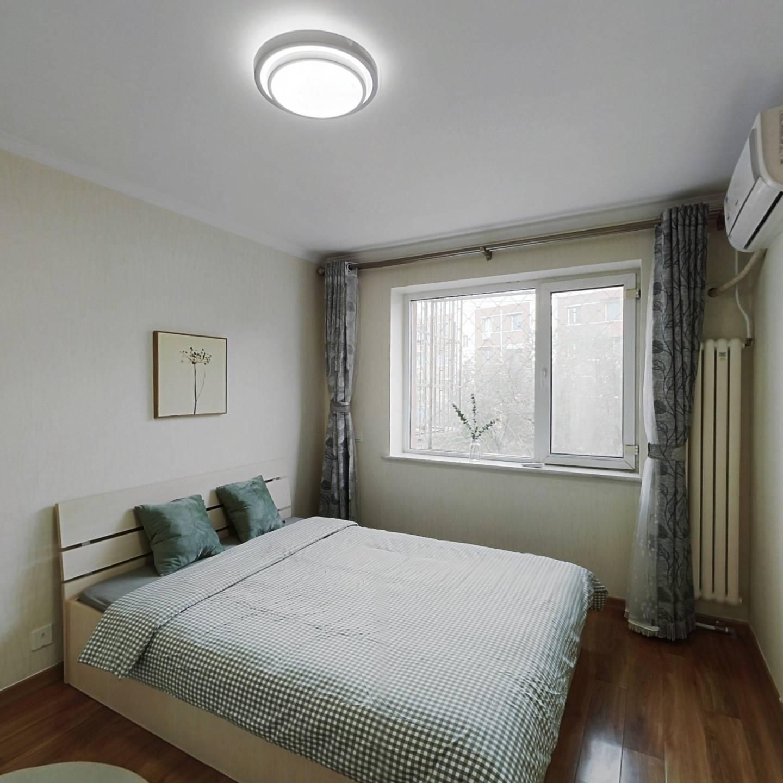 整租·安苑里 2室1厅 东西卧室图