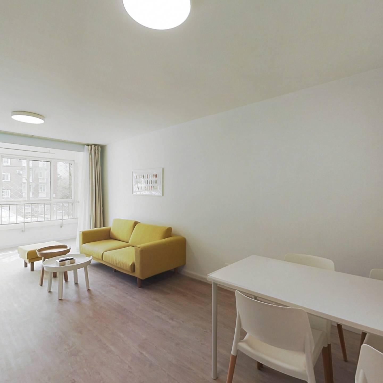 整租·景泰西里西区 1室1厅 南北卧室图