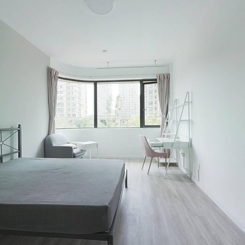 合租·湖头陈花苑 4室1厅 北卧室图