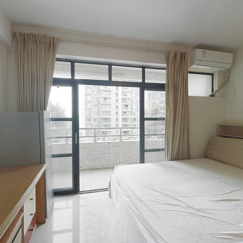 整租·丽江花园德荫楼 1室0厅 西北