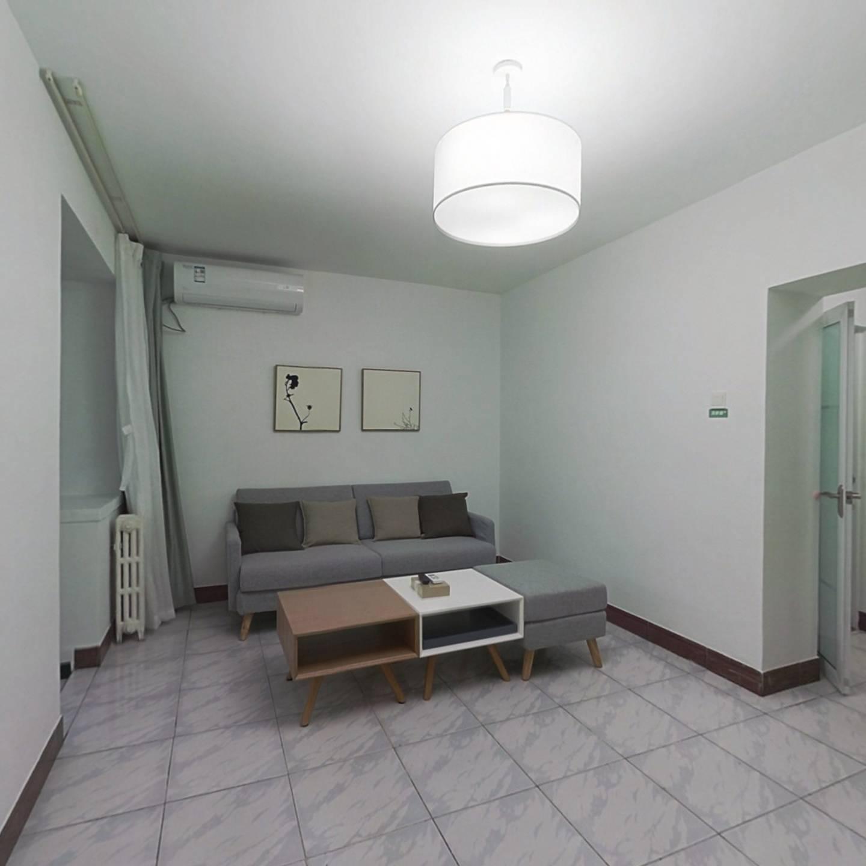 整租·永泰东里 1室1厅 南卧室图