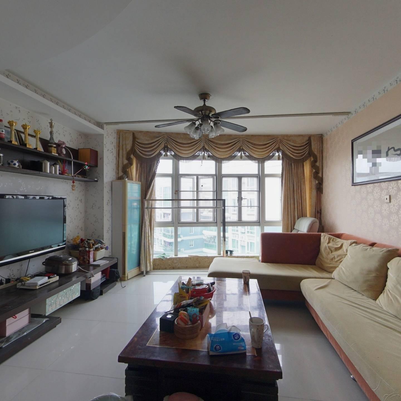 新亚洲花园4-2-2满两年 顶楼复式  住家装修  看房方便