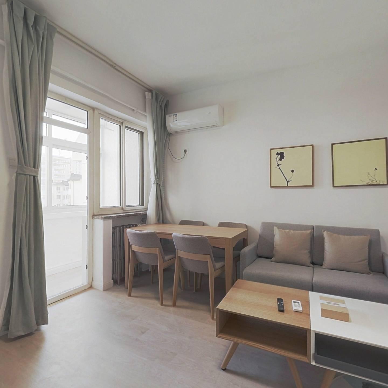 整租·育仁里2号院 2室1厅 南北卧室图