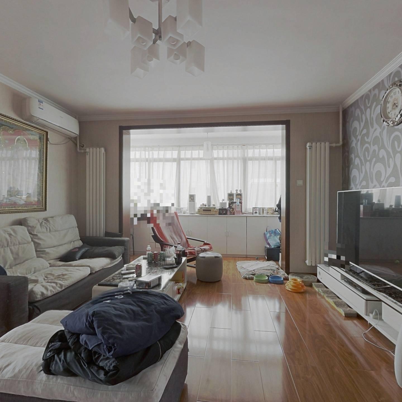 房子是商品房满五年唯一的价格 装修不到三年三居