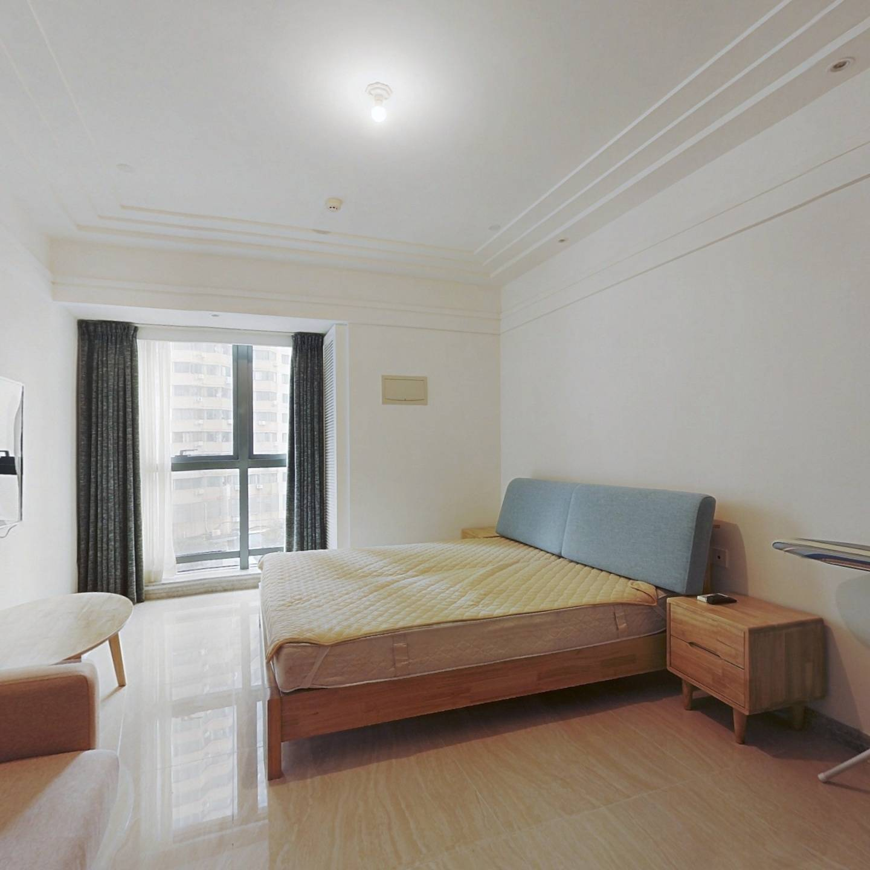 滨北精装经典单身公寓,香港设计,独特风格,价优出售