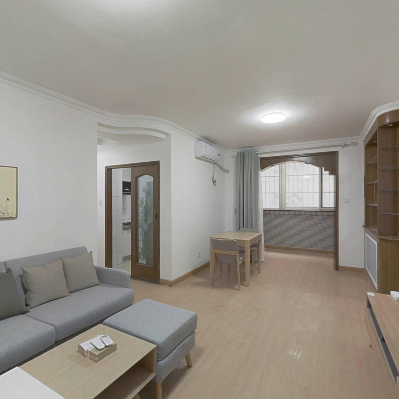整租·甘露园南里 1室1厅 东南卧室图