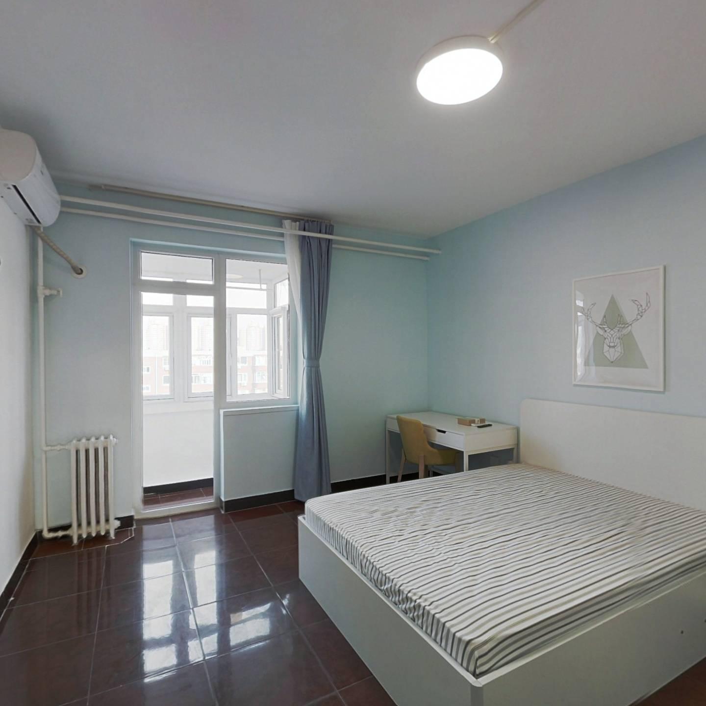 整租·新外大街15号院 2室1厅 东西卧室图
