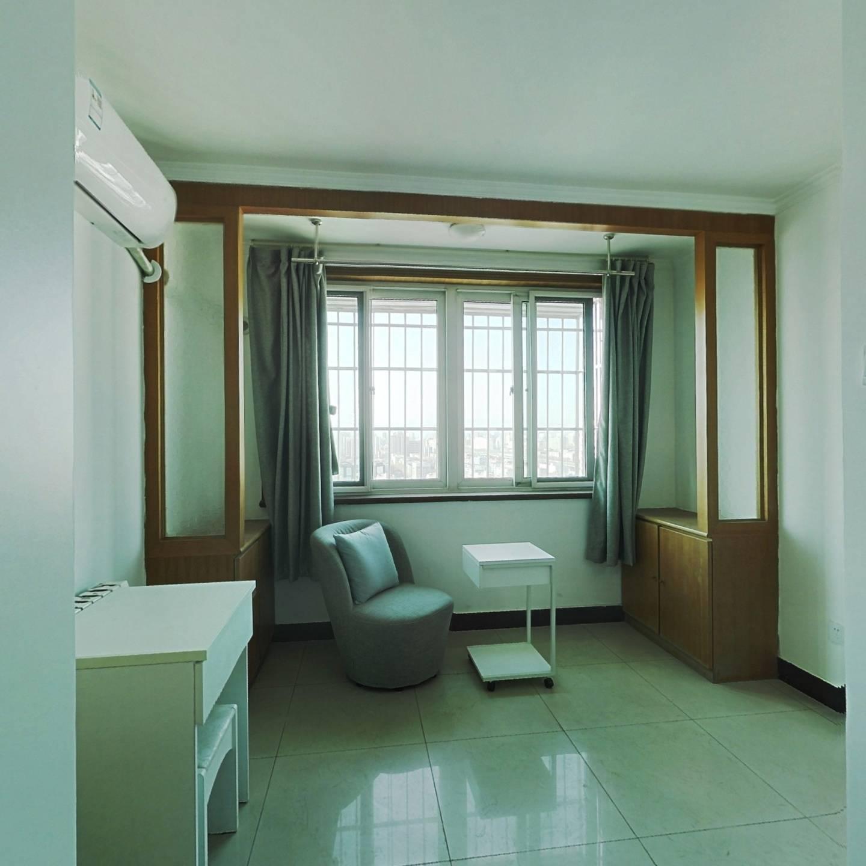 合租·京铁家园 3室1厅 西卧室图