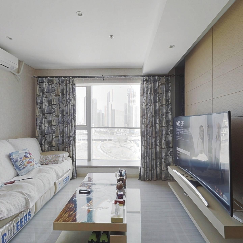 中海海港城 2室1厅 172万