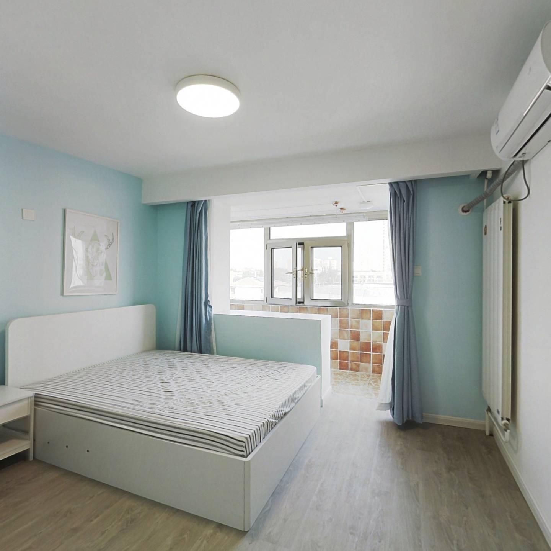 整租·洋桥北里 2室1厅 东西卧室图