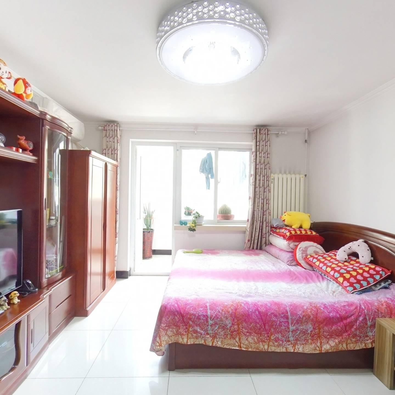 清源西里 低楼层 精装修   小两居室