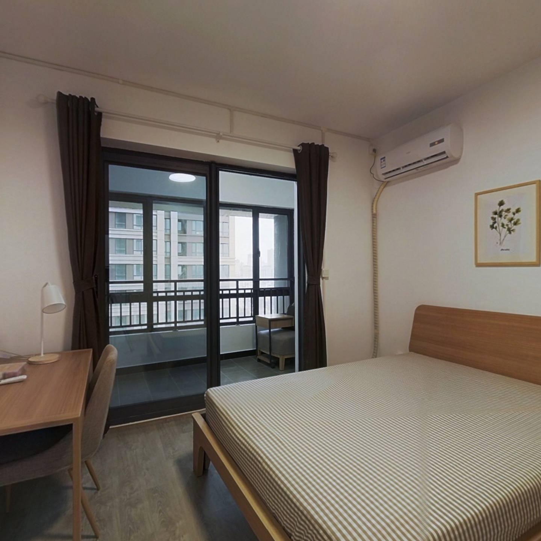 合租·福星华府誉境 4室1厅 南卧室图