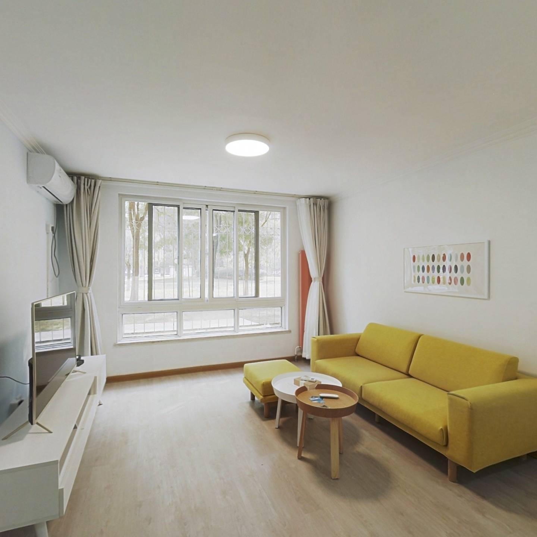 整租·富力阳光美园 2室2厅 南卧室图