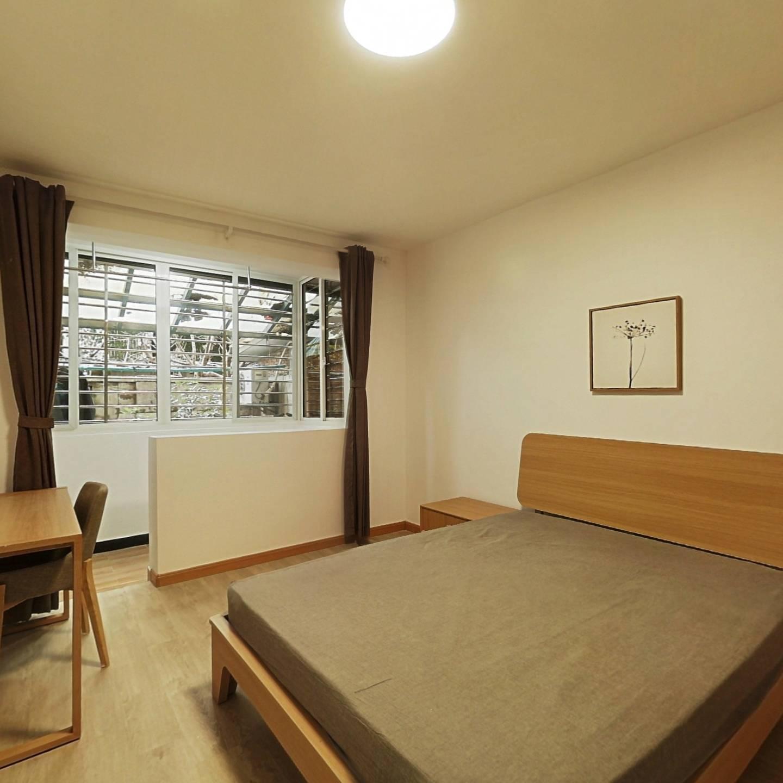 整租·安顺路367号 1室1厅 南卧室图
