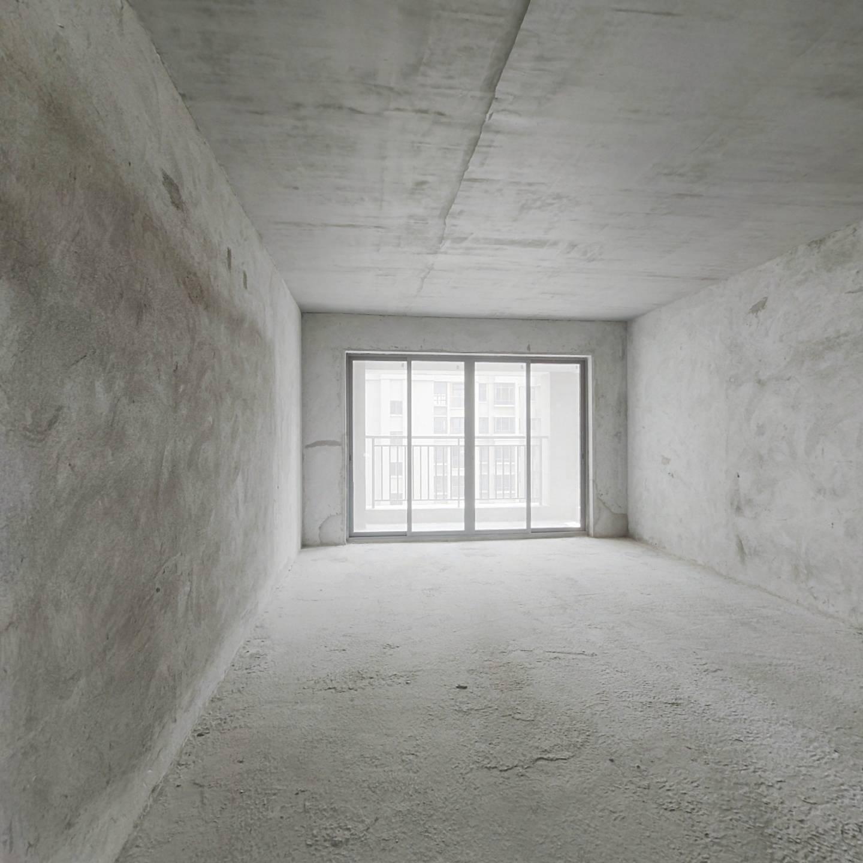 悦珑湖 毛坯大四房 楼层好 视野宽阔 业主诚意出售