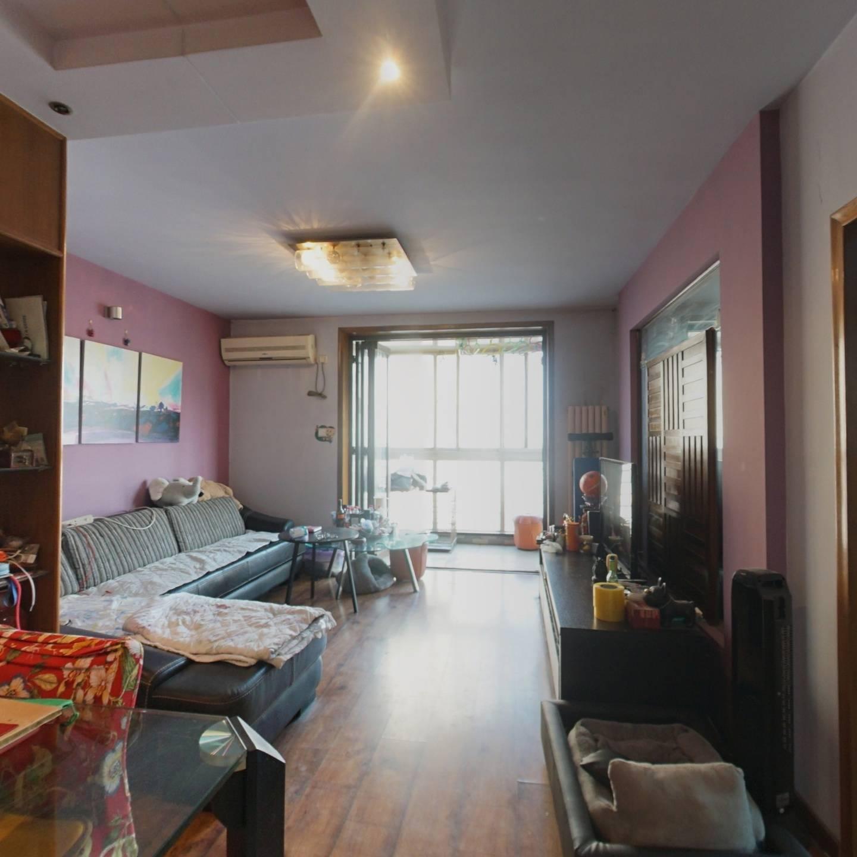 滨河皓月园,东西两居室,满五年唯一