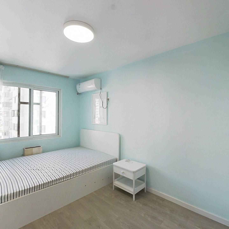 整租·南湖东园一区 2室1厅 南卧室图