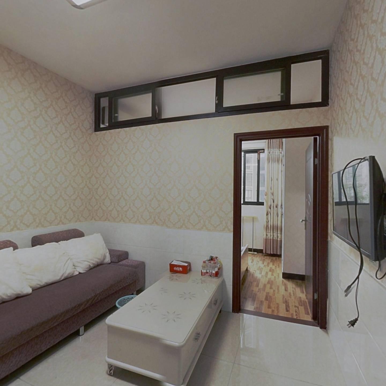 整租·东城中央 2室1厅 东南