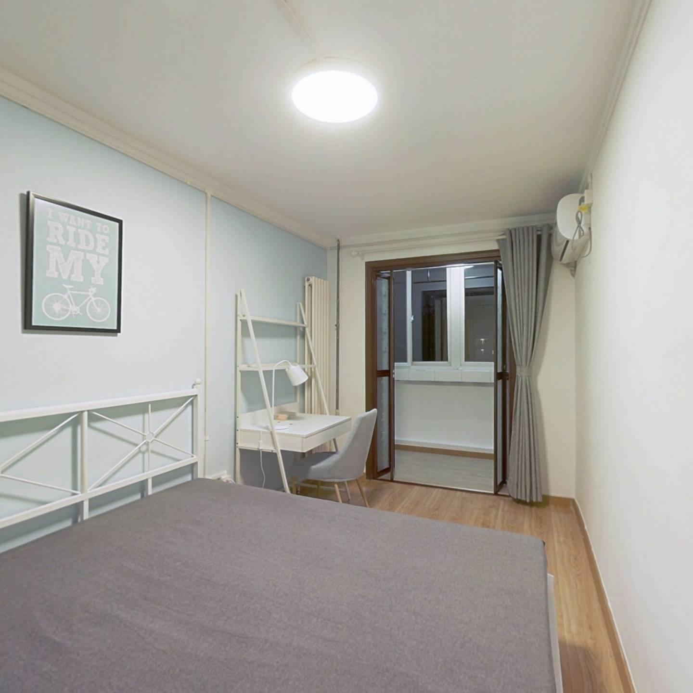 合租·景兴西里 2室1厅 东卧室图