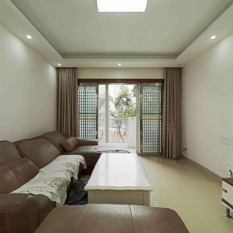 一期常见三房户型  户型方正 装修保养好