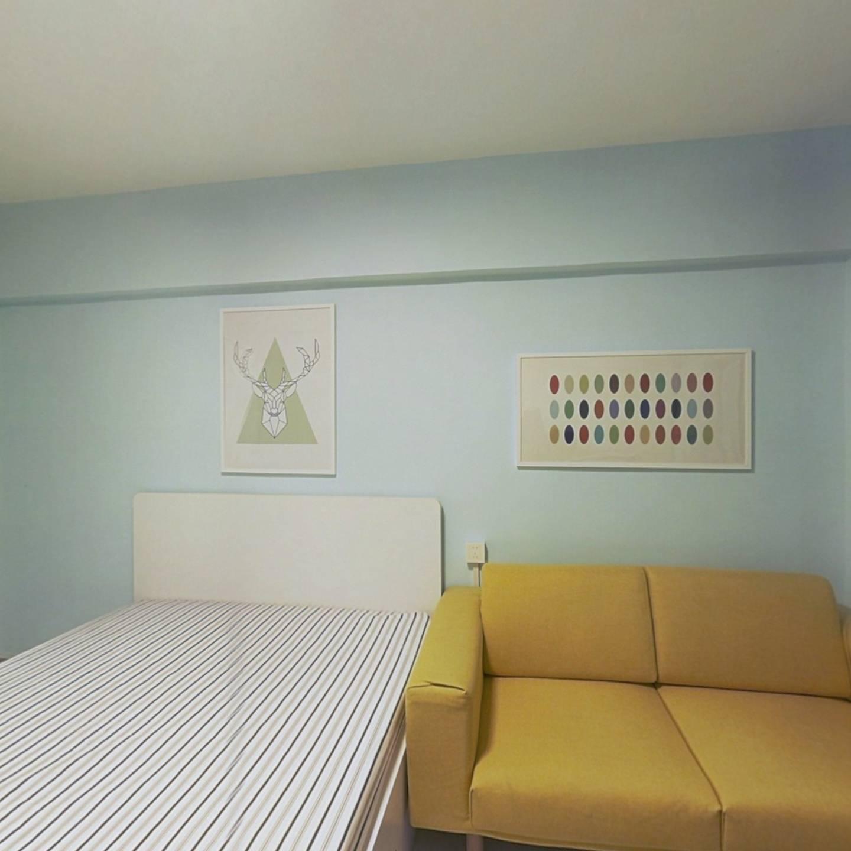 整租·宝德里 1室1厅 西卧室图