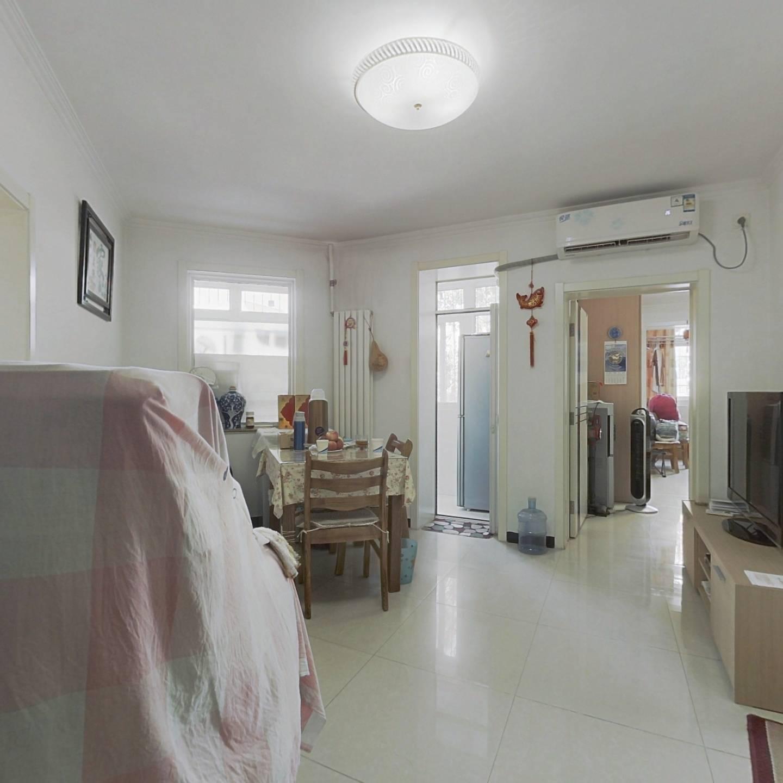 海淀产权中间层,低总价精装修两居室