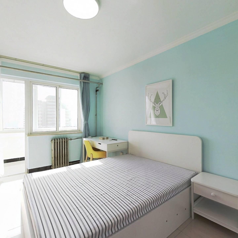 整租·太极小区 1室1厅 南卧室图