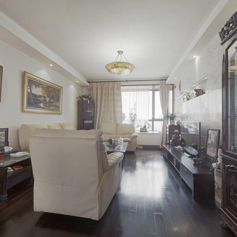 品质小区,诚意出售,高区景观房,南北通,满五年