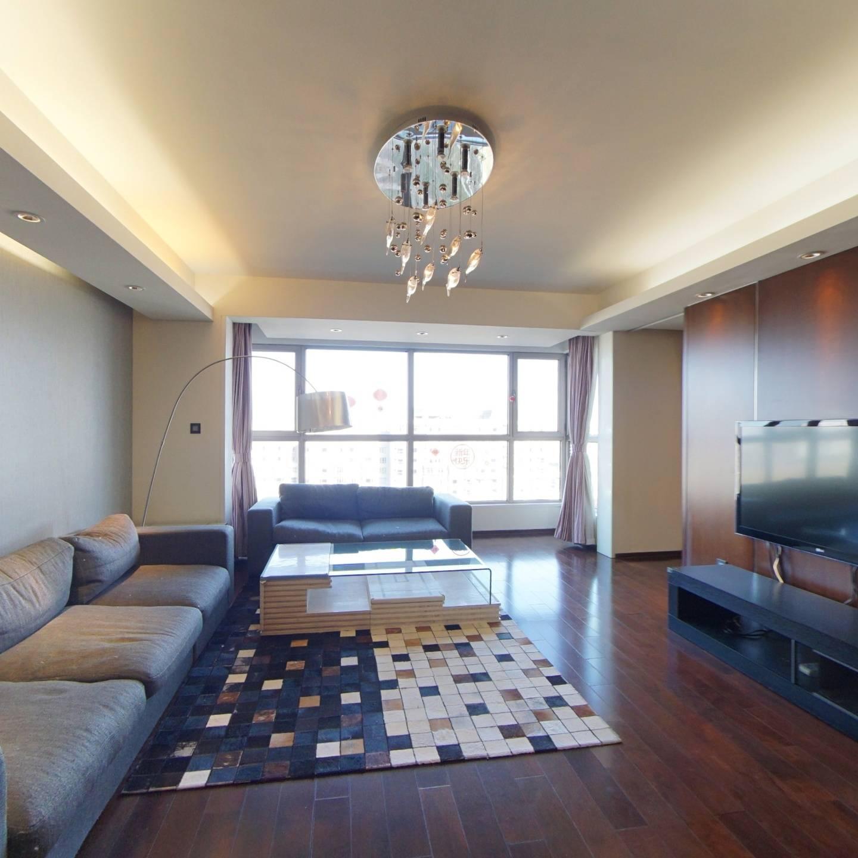 大客厅南北三居室 保养好诚意出售 景观好