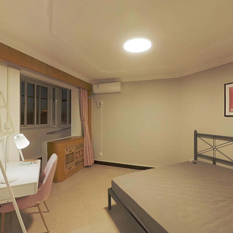 合租·西罗园南里 2室1厅 北卧室图