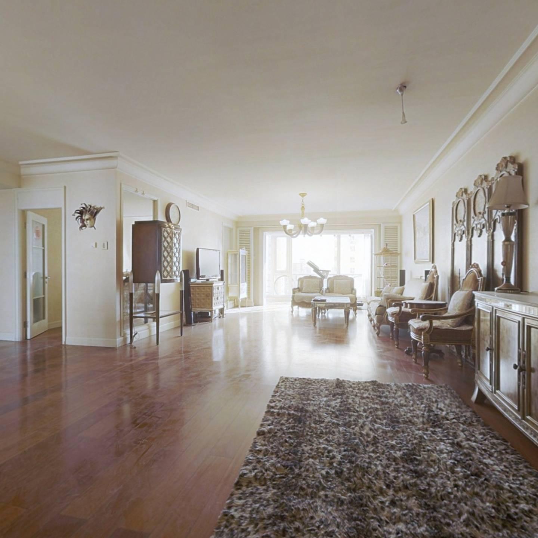 整租·棕榈泉国际公寓 3室2厅 南/北