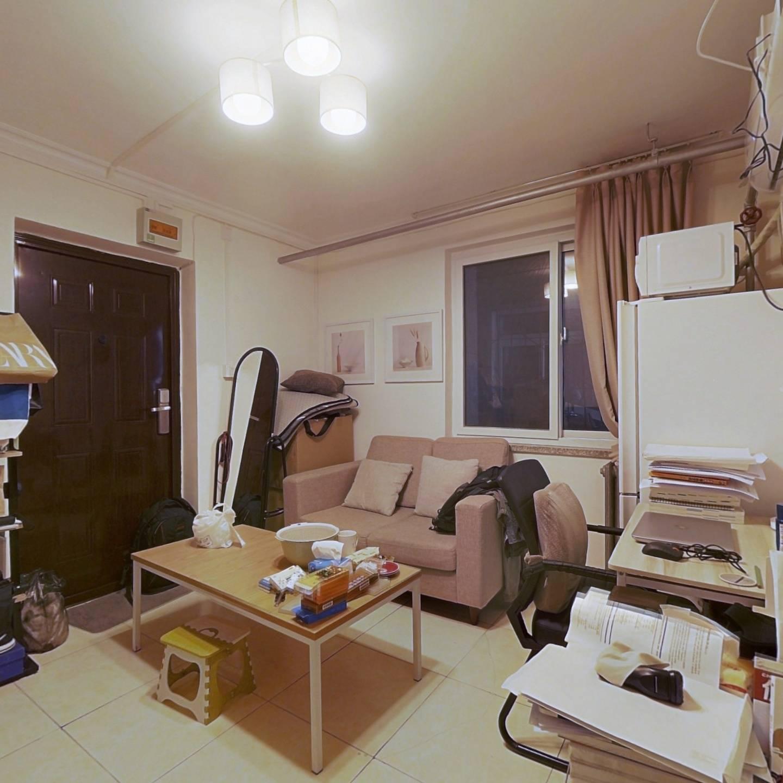 光熙门北里一居室,央产房管理,满五年已购公房