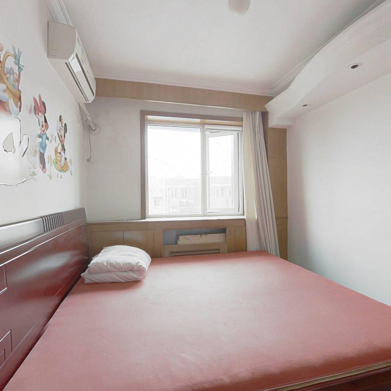 定慧寺板楼经典户型,南北通透,大客厅