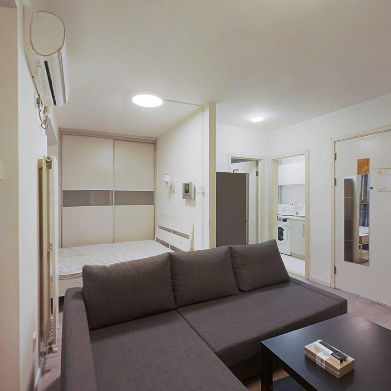 整租·瞰都国际 1室1厅 西北卧室图