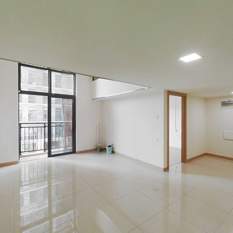 万科城东花园 复式3房公寓 同小区比价格低