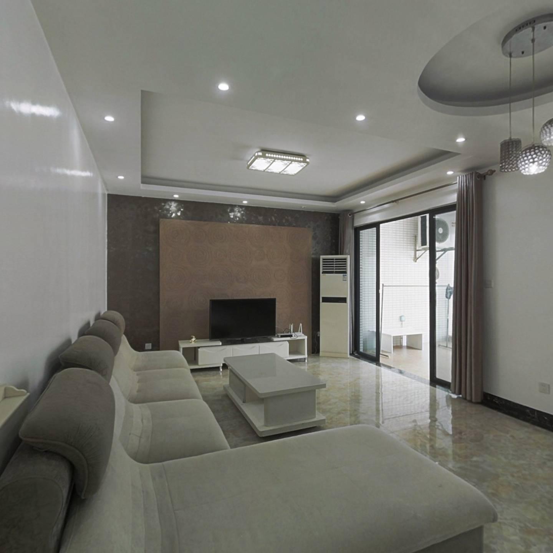 整租·海辰国际公寓 3室2厅 东南/西南