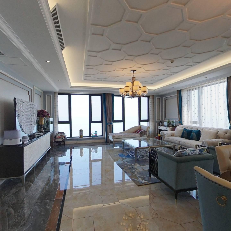 龙湖水晶郦湾 4室1厅 650万