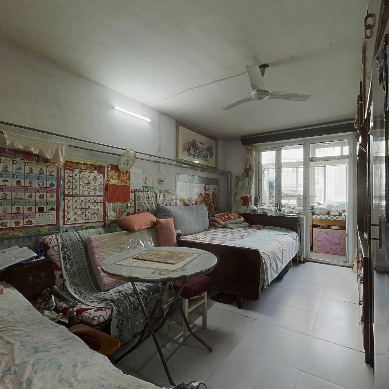 南开北片卫安南里公产房中楼层临地铁大两室 4L,天津... -房天下